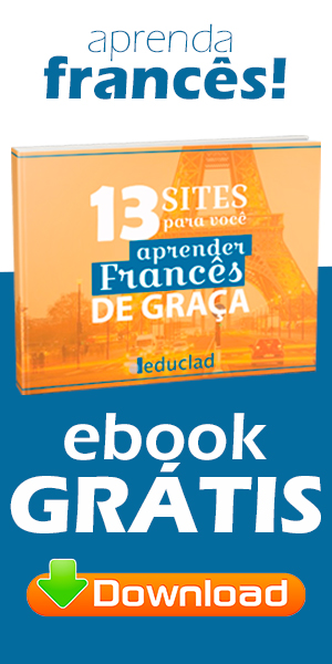 Banner download ebook de francês